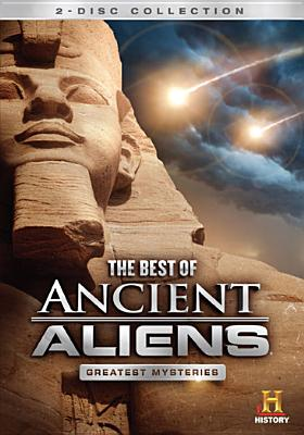 ANCIENT ALIENS:GREATEST MYSTERIES BY ANCIENT ALIENS (DVD)