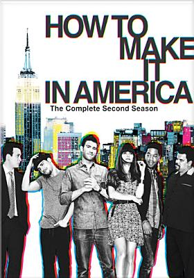 HOW TO MAKE IT IN AMERICA:COMP SSN 2 BY HOW TO MAKE IT IN AM (DVD)